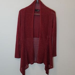 Laura Cardigan Sweater Open Front